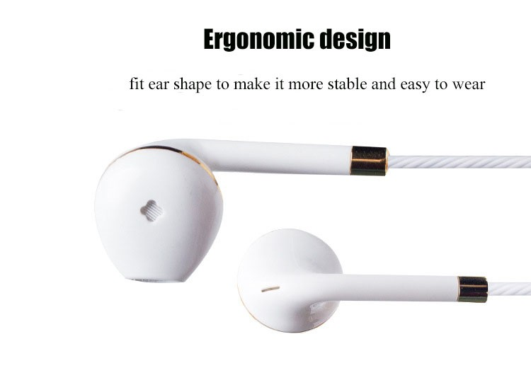 Mini Headphone New in-ear earphone for iphone 5s 6s 5 xiaomi bass earbud headset Stereo Headphone For Samsung sony earpiece wired audifonos